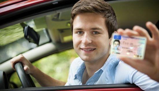 Заявление о выдаче (замене) водительского удостоверения