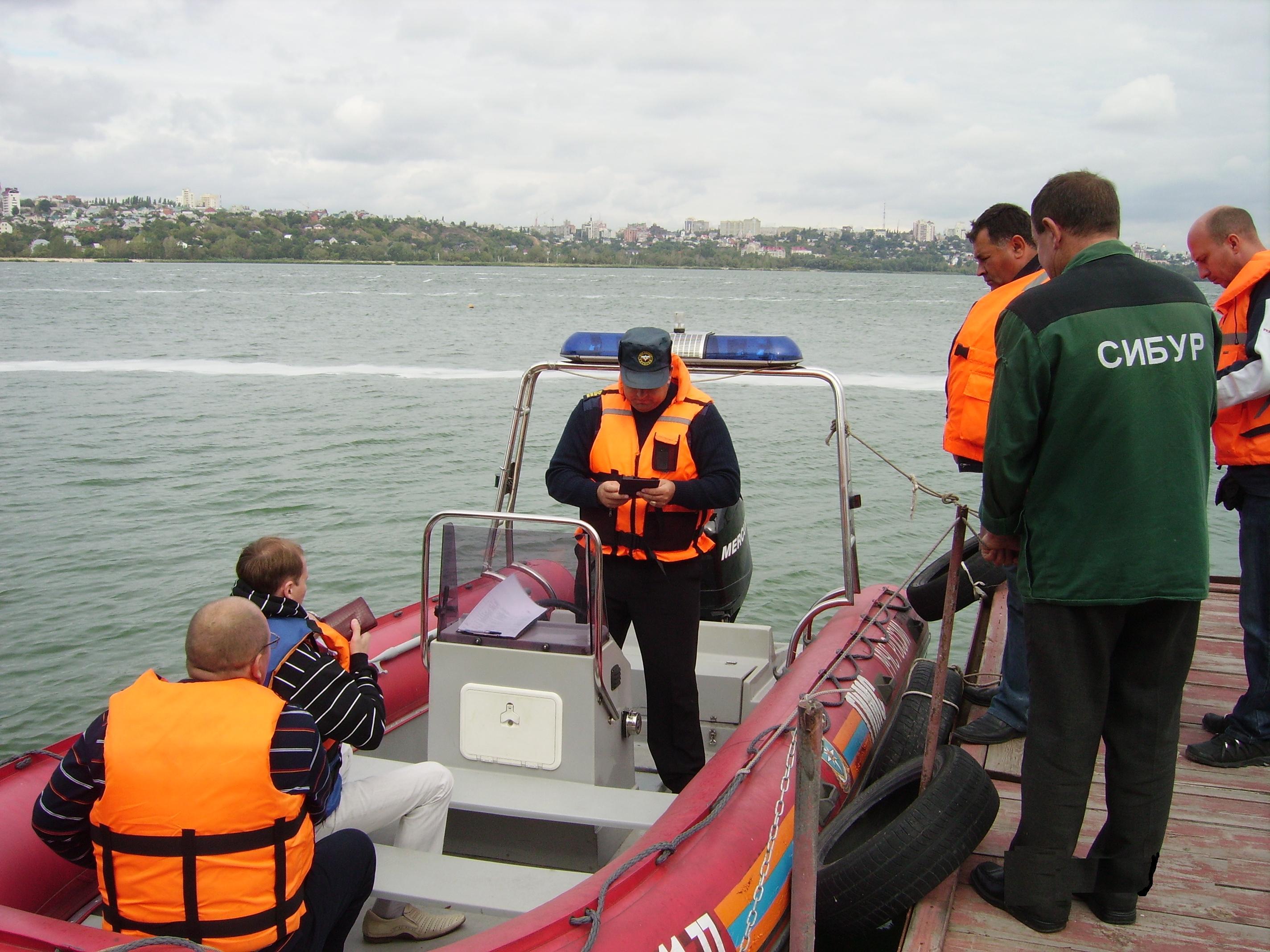 гимс права на управление моторной лодкой получить