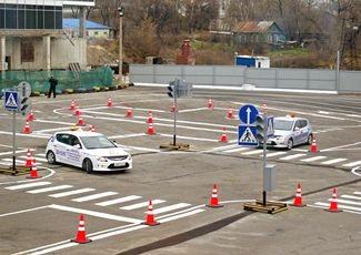 Штрафные баллы на экзамене в ГИБДД 2018: «автодром» и «город»